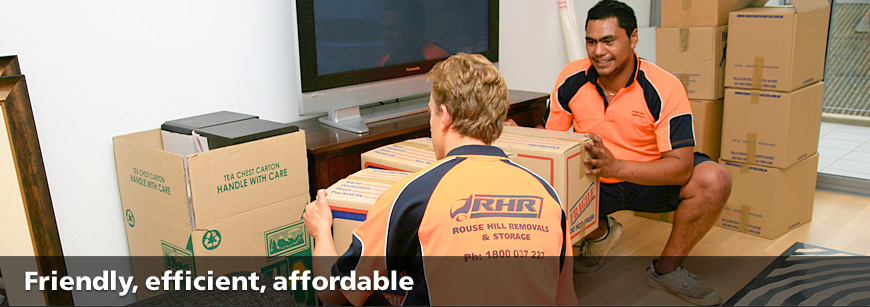 Rouse Hill Removals